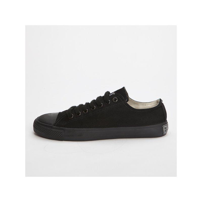 fair trade sneaker all black locut 34 90. Black Bedroom Furniture Sets. Home Design Ideas