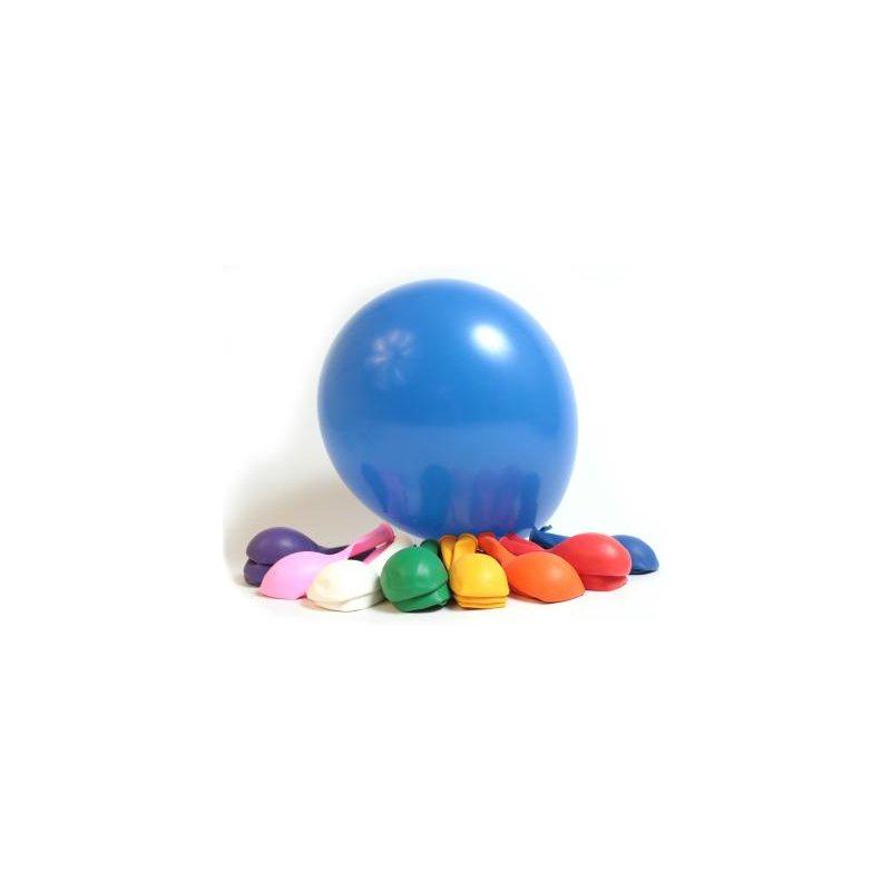 Luftballons 24 Stk/Pg in 8 Farben, 5,90 €