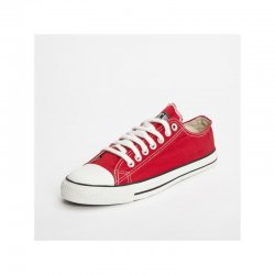 FAIR TRADE-Sneaker Cranberry LoCut