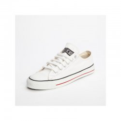 FAIR TRADE-Sneaker White LoCut