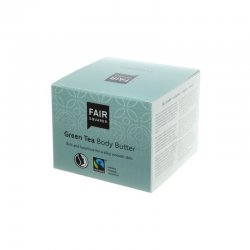Fair Squared Body Butter Green Tea 150ml