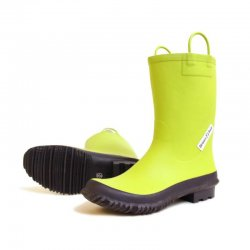 Green&Fair Gummistiefel green/blue