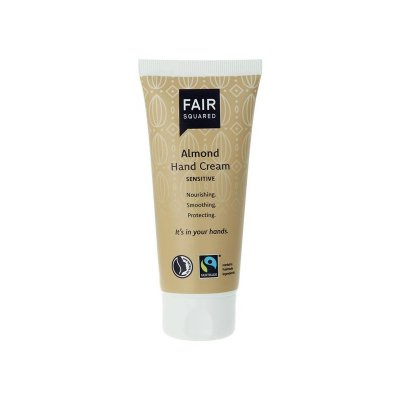 Fair Squared Hand Cream Almond 100ml