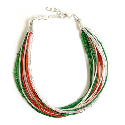 Armband Queen tricolor